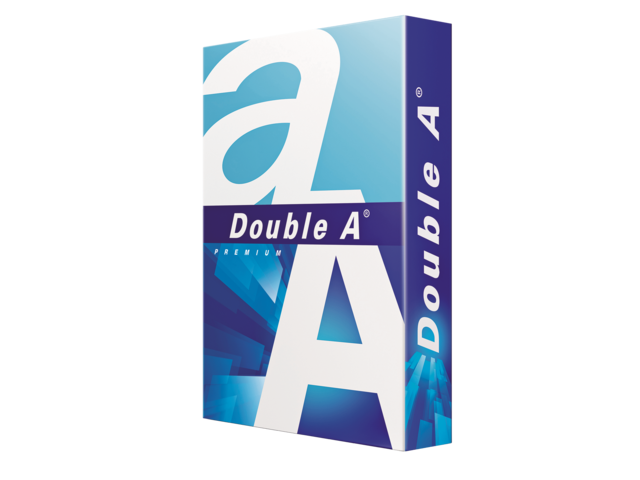 Photo: KOPIEERPAPIER DOUBLE A PREMIUM A4 80GR WIT