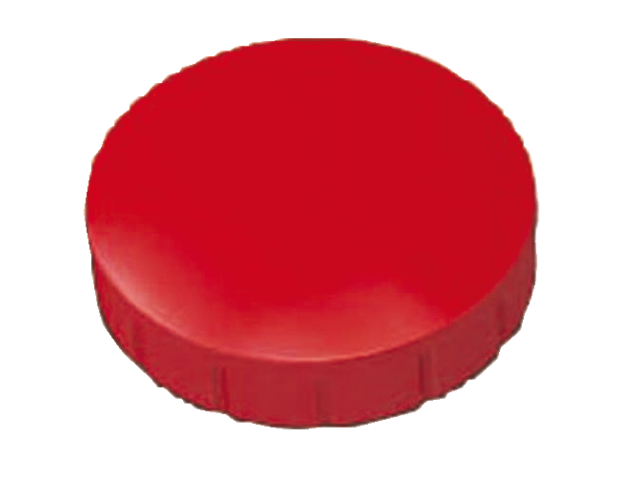 Photo: MAGNEET MAUL SOLID 20MM 300GR ROOD