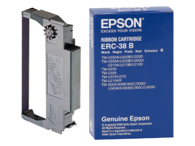 Photo: LINT EPSON C43SO15374 ERC38 ZWART