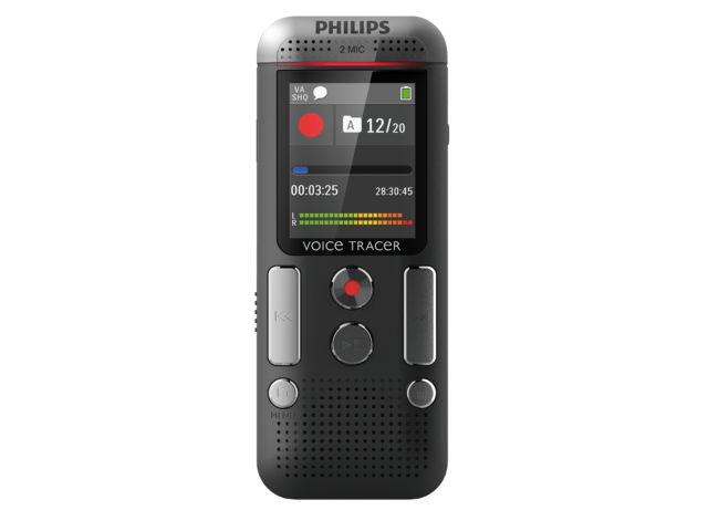 Photo: DIGITAL VOICE RECORDER PHILIPS DVT 2510