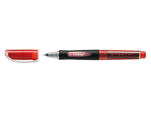 Photo: ROLLERPEN STABILO BIONIC 2008/40 ROOD