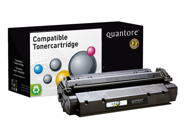 Photo: TONERCARTRIDGE QUANTORE HP C7115A 2.5K ZWART