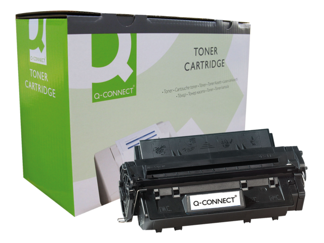 Photo: TONERCARTRIDGE Q-CONNECT HP C4096A 5K ZWART