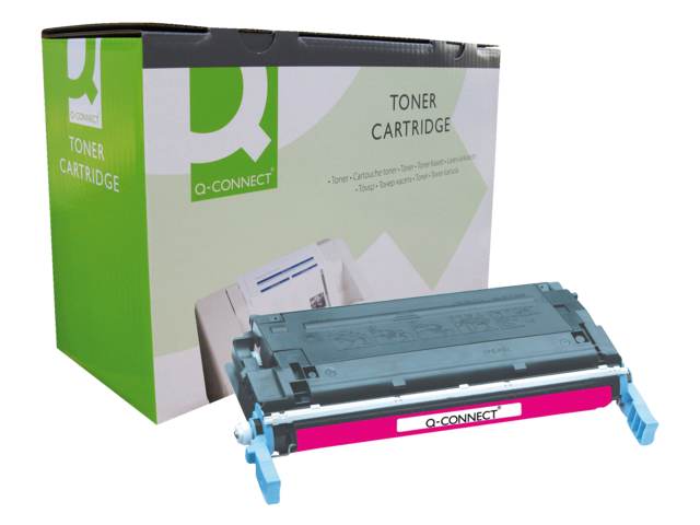 Photo: TONERCARTRIDGE Q-CONNECT HP C9723A 8K ROOD