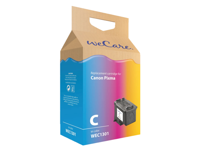 Photo: INKCARTRIDGE WECARE CAN CL-511 KLEUR