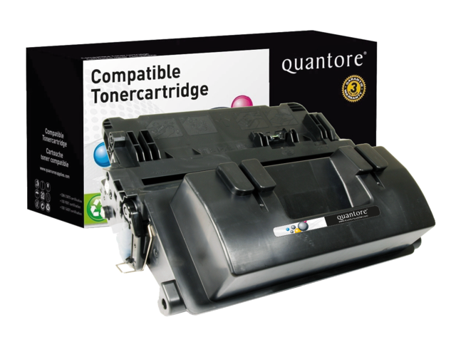 Photo: TONERCARTRIDGE QUANTORE HP CC364XX 30K ZWART