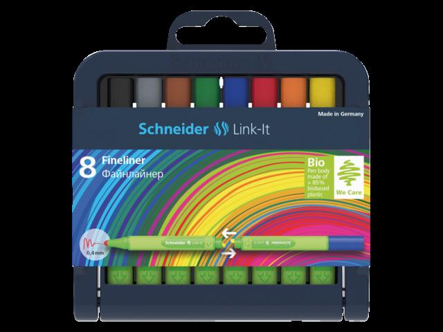Photo: FINELINER SCHNEIDER LINK-IT 0.4MM ASS