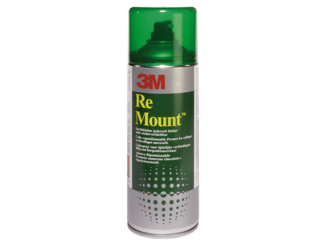 Photo: LIJM 3M REMOUNT 9473 SPRAY 400ML