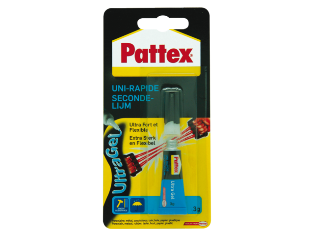 Photo: SECONDELIJM PATTEX ULTRAGEL 3GR