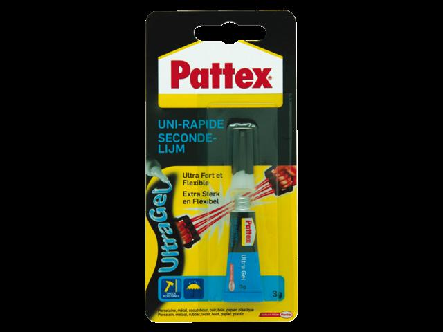 Photo: SECONDELIJM PATTEX ULTRAGEL 3GR