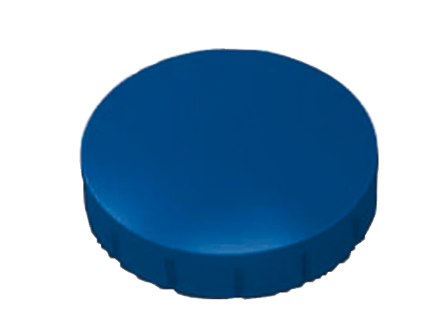 Photo: MAGNEET MAUL SOLID 20MM 300GR BLAUW