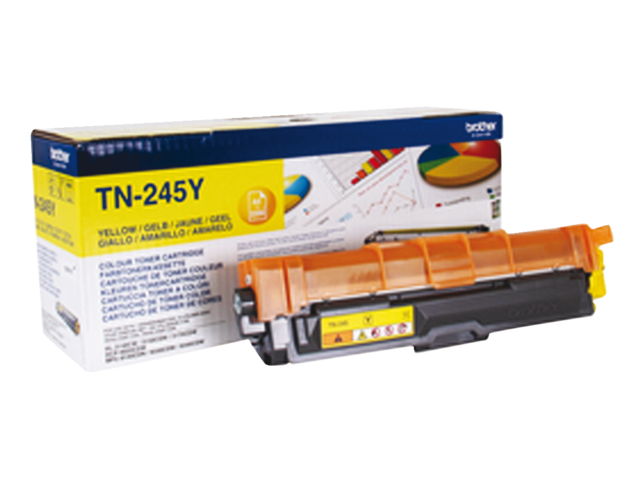 Photo: TONER BROTHER TN-245 2.2K GEEL