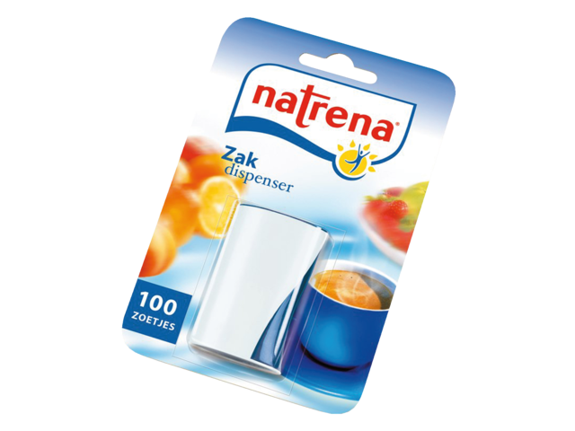 Photo: ZOETJES NATRENA ZAKDISPENSER