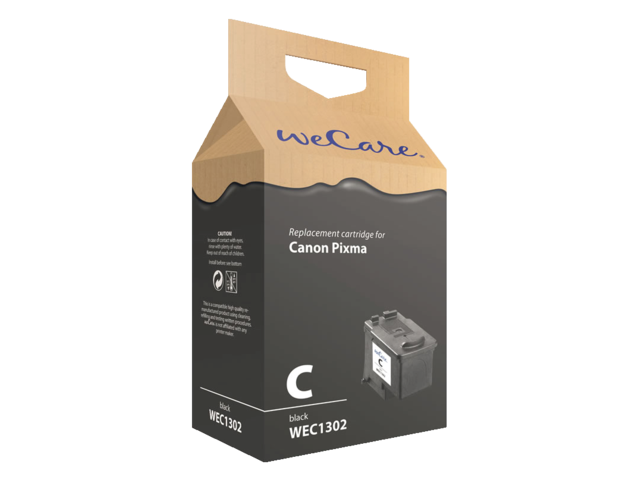 Photo: INKCARTRIDGE WECARE CAN PG-512 ZWART