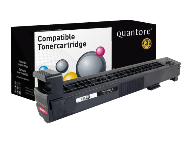 Photo: TONERCARTRIDGE QUANTORE HP CB383A 21K ROOD