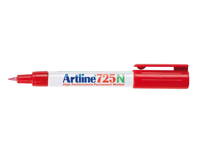 Photo: FINELINER ARTLINE 725 ROND 0.4MM ROOD
