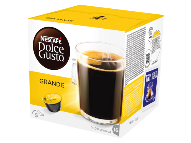 Photo: DOLCE GUSTO GRANDE 16 CUPS