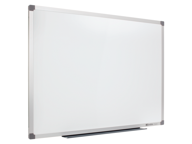 Photo: WHITEBOARD NOBO CLASSIC STAAL 45X30CM RETAIL
