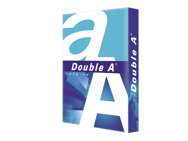 Photo: KOPIEERPAPIER DOUBLE A PREMIUM A3 80GR WIT