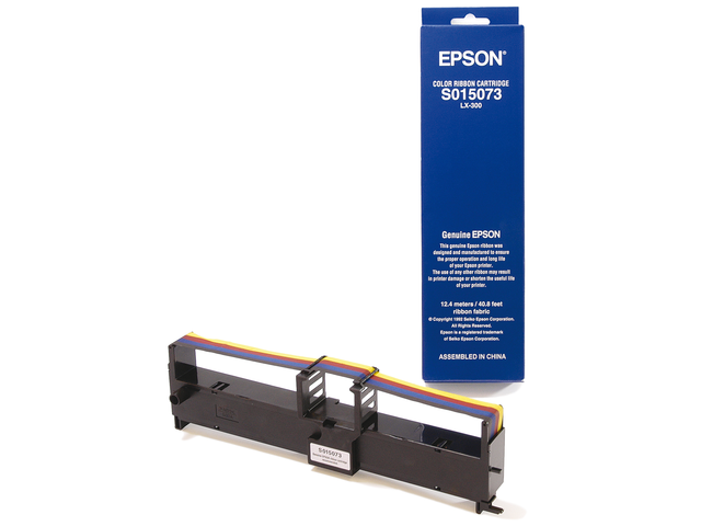 Photo: LINT EPSON SO15073 KLEUR