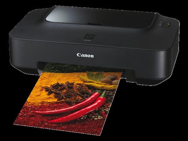 Photo: INKJETPRINTER CANON PIXMA IP7250