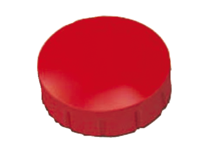Photo: MAGNEET MAUL SOLID 15MM 150GR ROOD