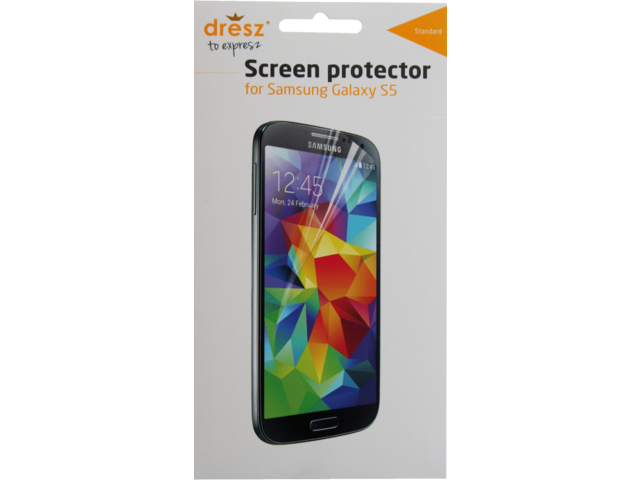 Photo: SCREEN PROTECTOR SAMSUNG S5