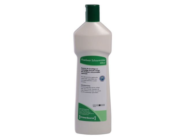 Photo: KEUKENREINIGER PRIMESOURCE SCHUURMIDDEL 500ML