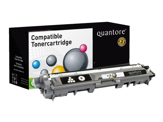 Photo: TONER QUANTORE BRO TN-241 2.5K ZWART