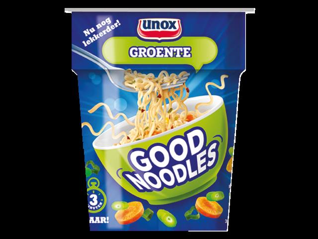 Photo: GOOD NOODLES UNOX GROENTEN