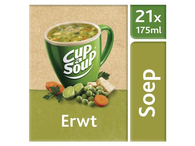 Photo: CUP A SOUP ERWT