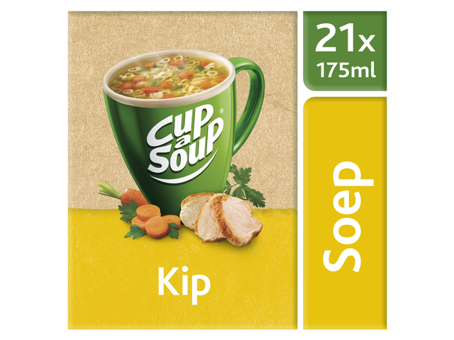 Photo: CUP A SOUP KIP
