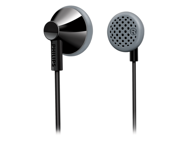 Photo: HEADSET PHILIPS E2000 IN EAR ZWART