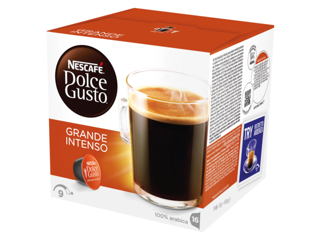 Photo: DOLCE GUSTO GRANDE INTENSO 16 CUPS
