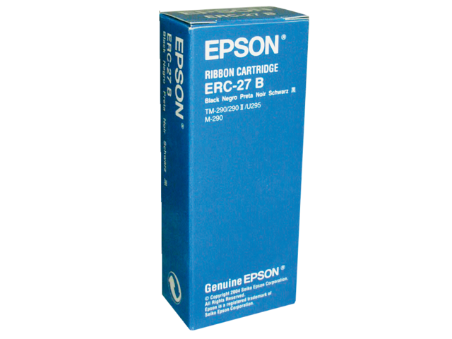 Photo: LINT EPSON SO15224 ERC27 ZWART