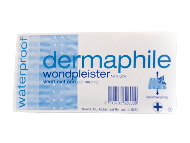 Photo: PLEISTER DERMAPHILE WATERPROOF 1MX6CM