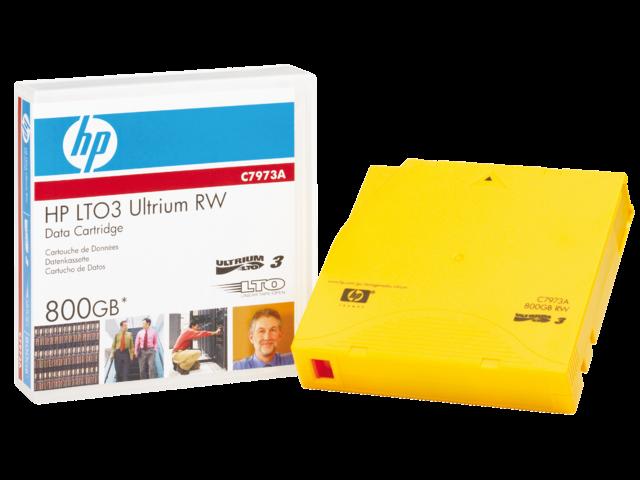 Photo: DATATAPE HP C7973A LTO 3 ULTRIUM 800GB