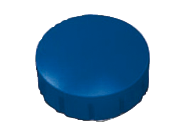 Photo: MAGNEET MAUL SOLID 15MM 150GR BLAUW