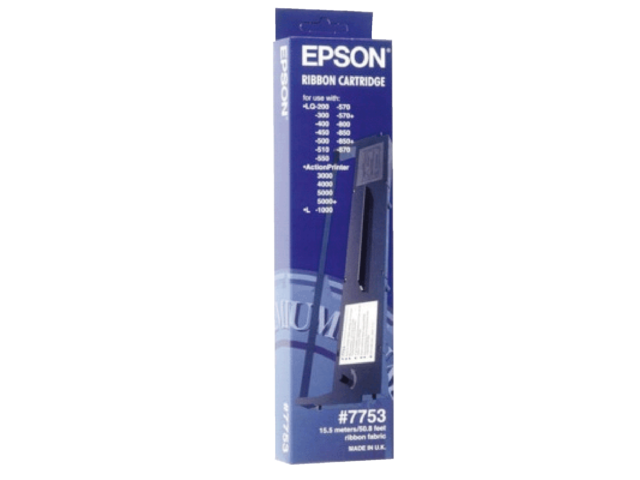 Photo: LINT EPSON S015337 ZWART