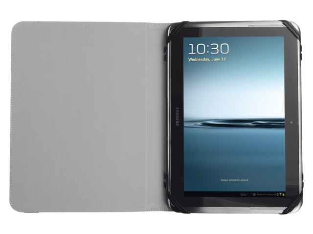 Photo: COVER RUO ROTATING FOR 10 TABLETS