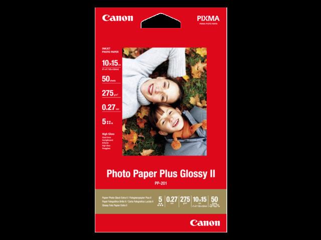 Photo: FOTOPAPIER CANON PP-201 10CMX15CM 260GR GLANS
