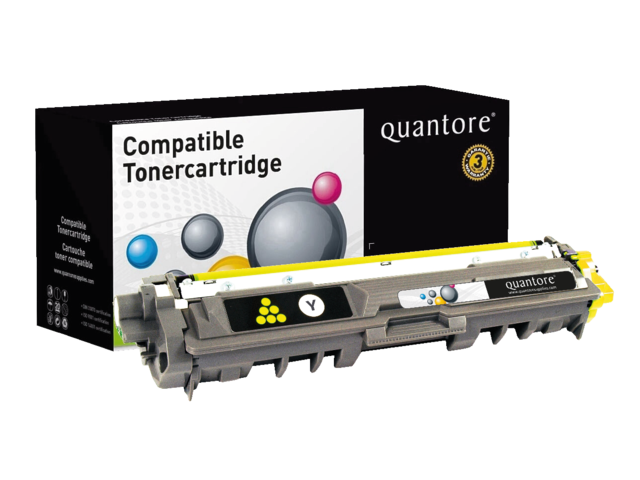 Photo: TONER QUANTORE BRO TN-245 2.2K GEEL