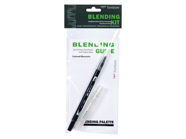Photo: BRUSHSTIFT TOMBOW ABT DUAL BLENDING KIT
