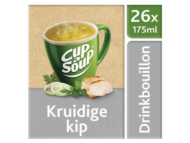 Photo: CUP A SOUP HELDERE BOUILLON KRUIDIGE KIP