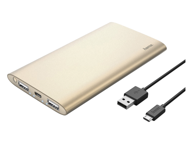 Photo: POWERPACK HAMA 8000MAH GD