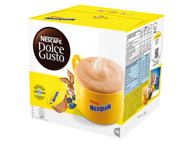 Photo: DOLCE GUSTO NESQUIK 16 CUPS