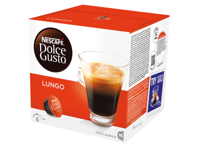 Photo: DOLCE GUSTO LUNGO 16 CUPS