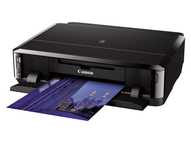 Photo: INKJETPRINTER CANON PIXMA IP7250