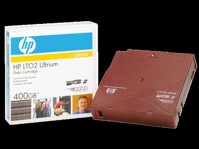 Photo: DATATAPE HP C7972A ULTRIUM 400GB