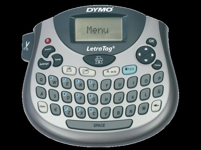 LETRATAG DYMO DESKTOP LT-100T QWERTY 5